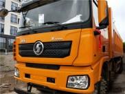 德龙X3000   430潍柴  8.6米货箱